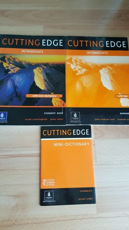 Продам комплект Cutting-edge intermediate