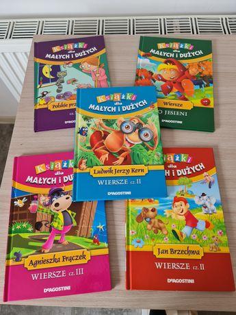 Książki dla dużych i małych