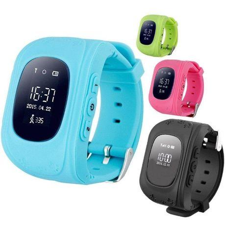 Smart Baby Watch Q50 трекер умные детские смарт часы годинник с GPS