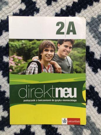 Direkt neu 2A podręcznik - LektorKlett