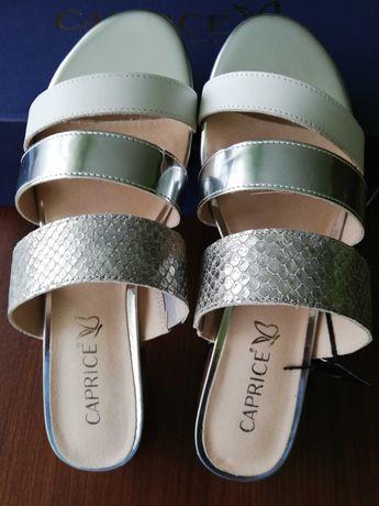 Nowe buty letnie klapki CAPRICE   Rozmiar 37