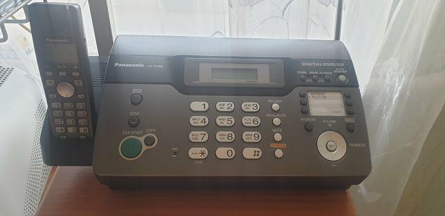 Телефон-факс Панасоник