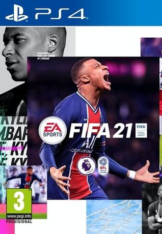 FIFA 21 PS4 PS5 klucz