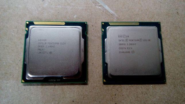 Pentium G2130 3.20GHz и G620 s1155