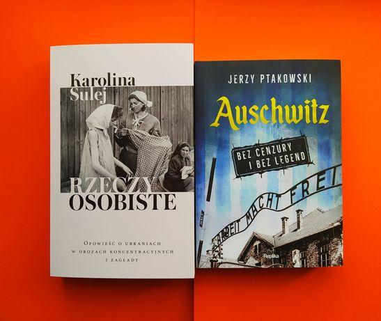 """""""Rzeczy osobiste"""" + """"Auschwitz bez cenzury i bez legend"""""""