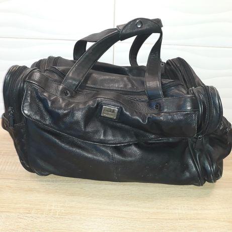 Sprzedam torbę skórzaną