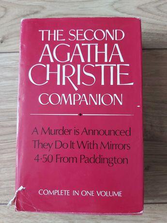 "Agatha Christie ""The second companion"" po angielsku"