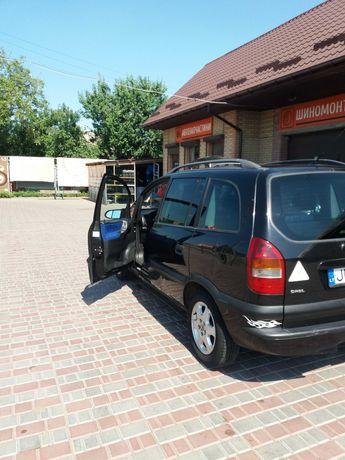 Opel zafira     2.2 L  РОЗБОРКА