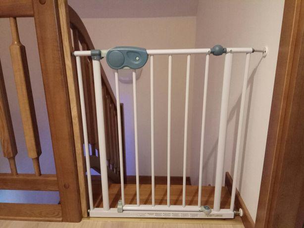 Bramka na schody dzieci