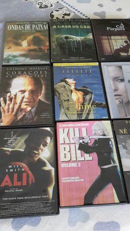 Vendo muitos Dvd's