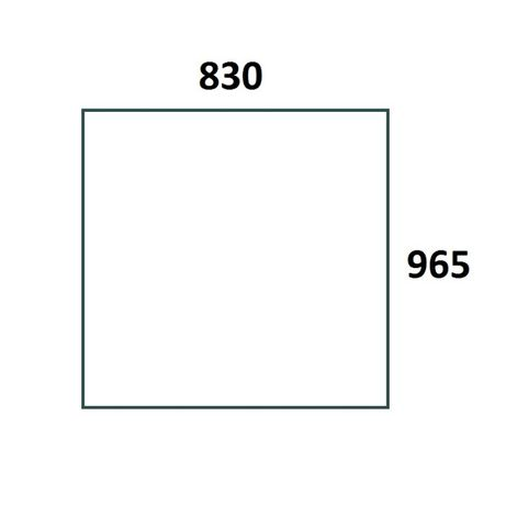 szyba przednia bobcat T 2250, 2556, 2566, 3039s, 3093CD, 35100 ACX098