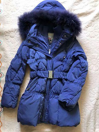 Куртка зимняя, девочка