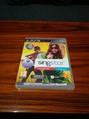 Sing star Portugal Hits ps3