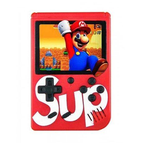 Детская портативная приставка Sup Game Box 400 игр