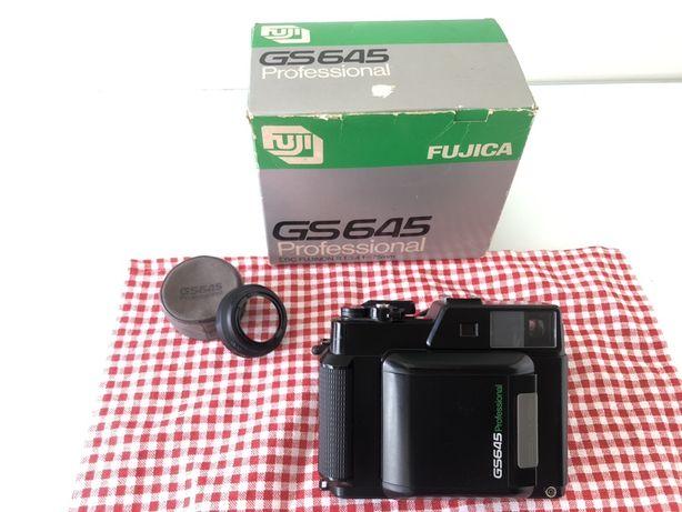 Fujica GS645 Profissional - médio formato