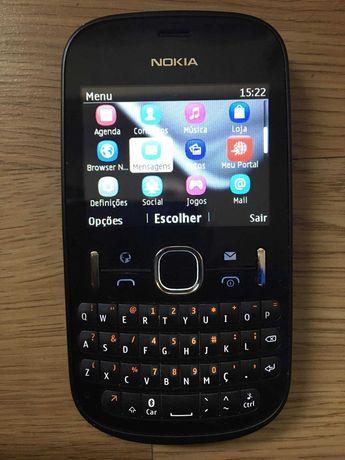 Nokia Asha 201 Como Novo Vodafone
