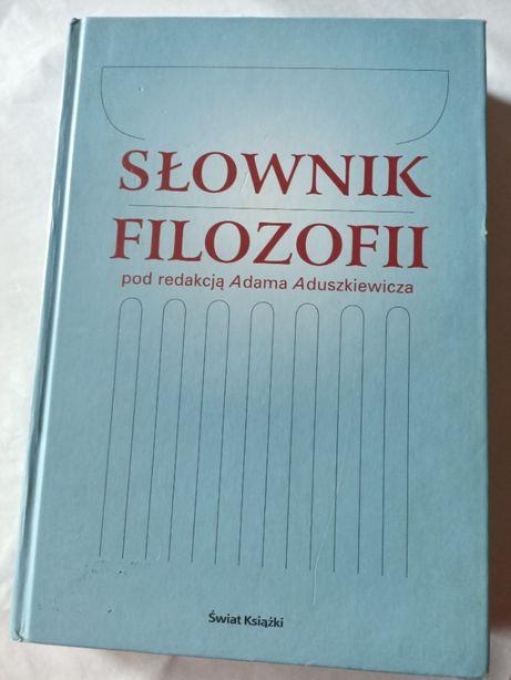 Słownik filozofii, red. Adam Aduszkiewicz