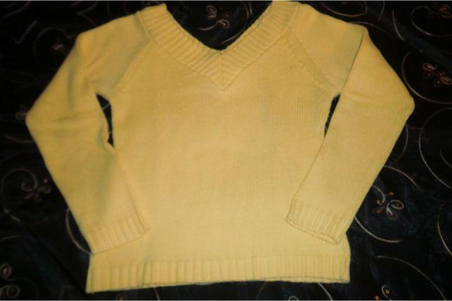Camisola amarela M/L