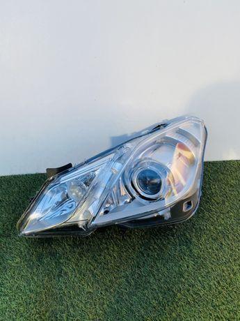 Lampa lewa mercedes w207 bixenon skrętny europa idealna demontaz