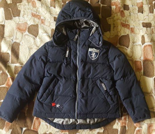 Куртка зимняя пуховик Tommy Hilfiger (Томми Хилфигер)