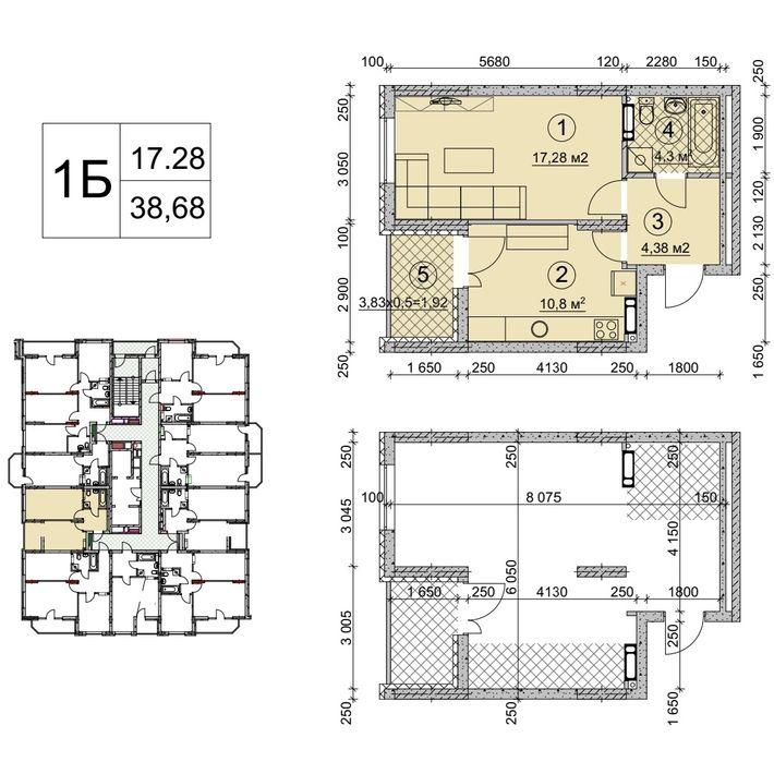 Квартира с ремонтом М.Демеевская Киев - изображение 1