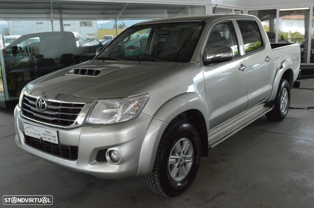 Toyota Hilux 2.5 D-4D 4WD CD CM PM+AC