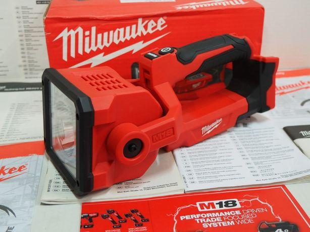 MILWAUKEE M18 SLED lampa latarka reflektor bez bateria 18v
