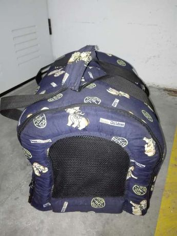 Mala transporte para gatos e cães