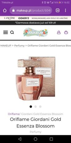 Oriflame Giordani Gold Essenza Blossom