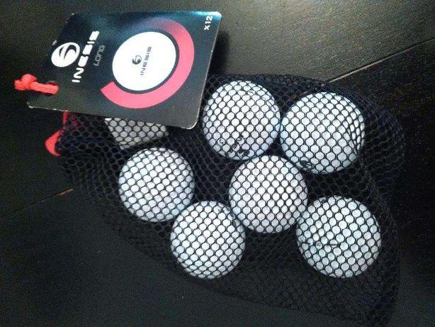 6 bolas de golfe novas