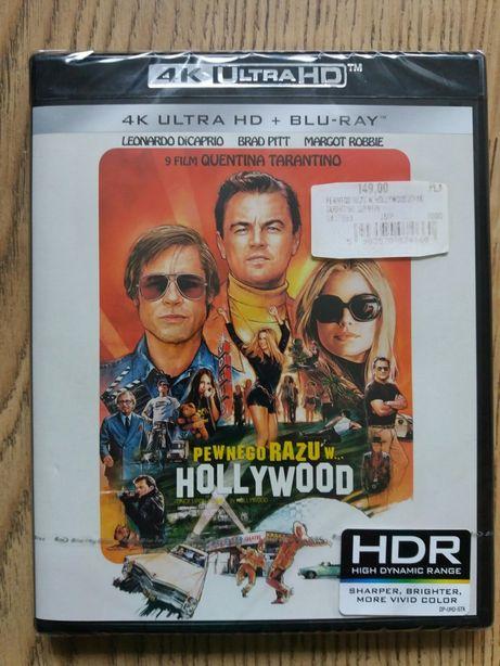 Pewnego razu w Hollywood bluray 4k Polskie wydanie