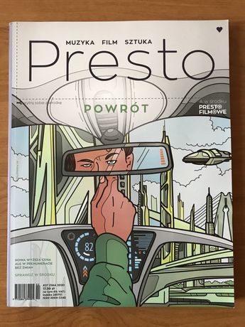 Magazyn Presto - Zima 2020