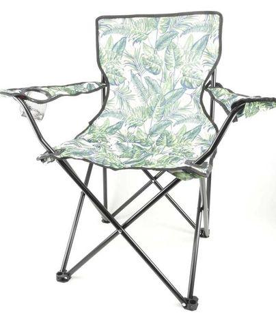 Кемпинговый стул с подстаканником кресло для рыбалки