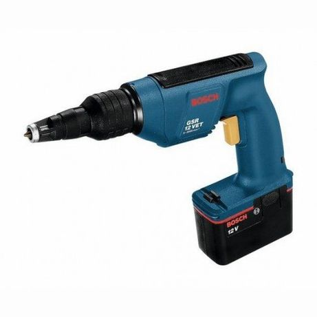 Wkrętarka do płyt kartonowo-gipsowych Bosch GSR 12 VET Professional