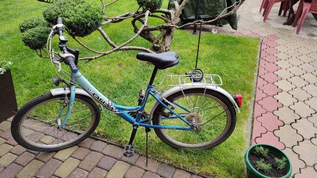 Rower młodzieżowy damski