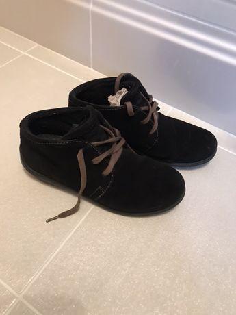 Черевики, черевички, полусапожки Ecco, розмір 33