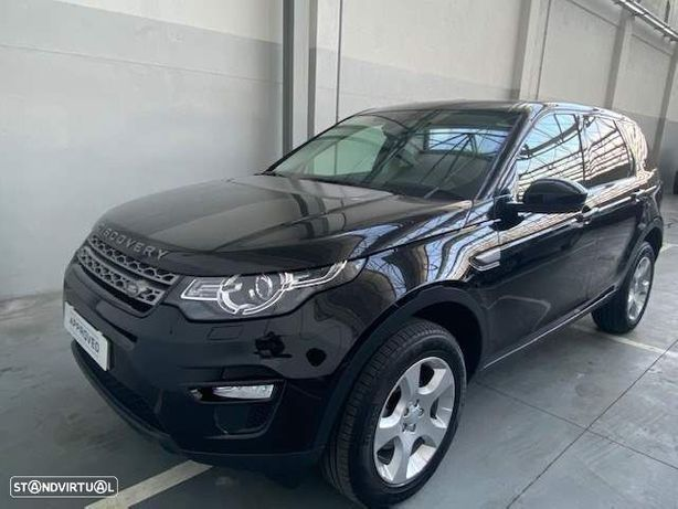 Land Rover Discovery Sport 2.0 eD4