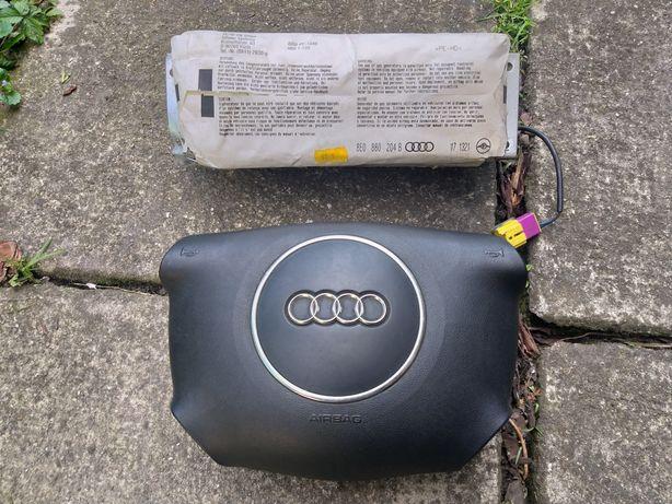 Airbagi Audi A4 B6 Małyszówka