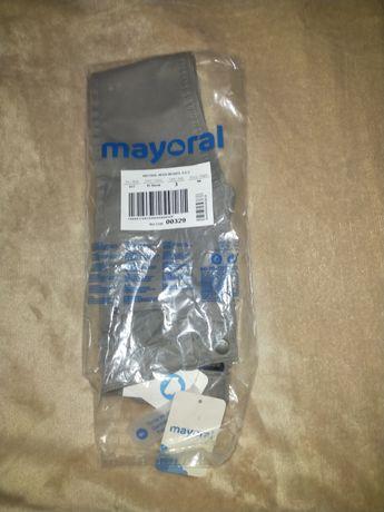 Nova, embalada e etiquetadas calças cinzentas Mayoral tamanho 3 e 6