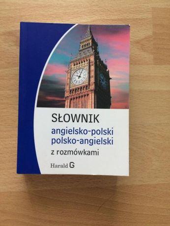 14 Słownik angielsko-polski, polsko- angielski z rozmówkami