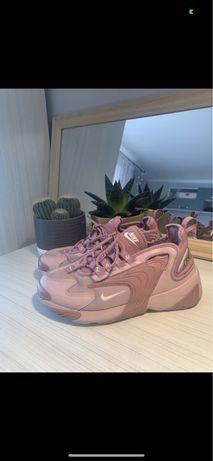 Nike zoom 2k w kolorze różowym