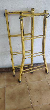 Escada baby sem a parte de aluminio