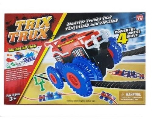 Монстр трек Trix Trux 1938 (2 машинки)