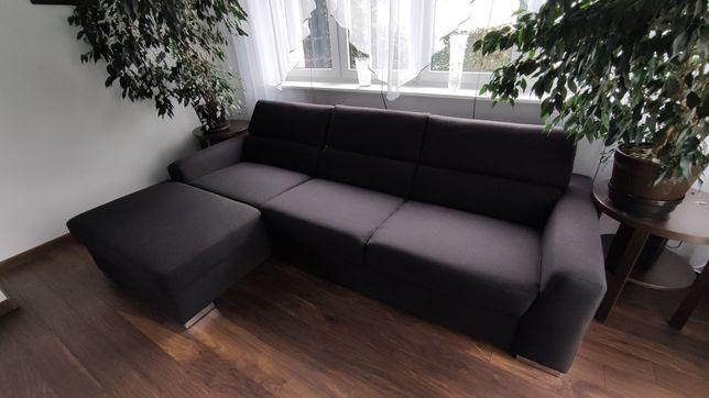 Narożnik z funkcją spania firmy Wajnert ideał. Sofa.