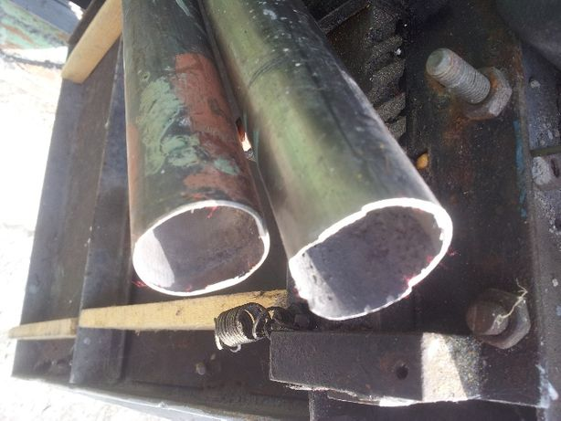 Труба нержавка БЕСШОВНАЯ 2 м Диаметр 38 мм, стенка 0.8 мм