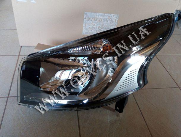 Новая оригинальная фара Renault Trafic III 2014+ 260600500R