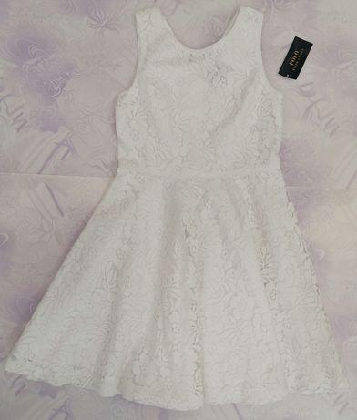 Sukienka dziewczęca Polo Ralph Lauren rozmiar 140 cm