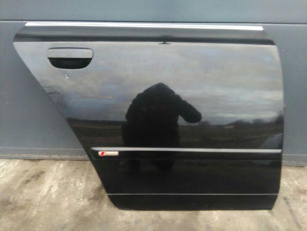 Drzwi prawy tył Audi A4 B6 LZ9W