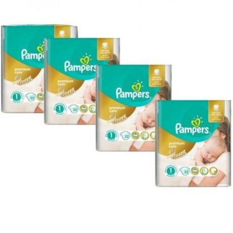 Pampers Подгузники Active Baby 5 Junior (11-18 кг) 88 шт Giant Pack+