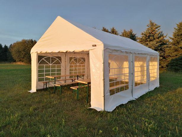Wynajem namiotu imprezowego 4x6